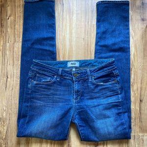 Paige Jimmy Jimmy Skinny jeans size 27